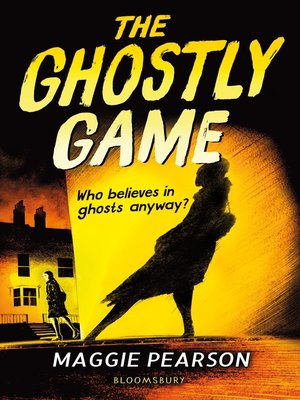 cover image of The Ghostly Game