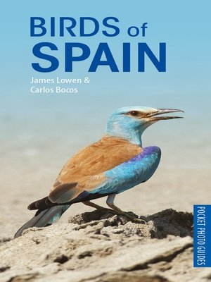 cover image of Birds of Spain