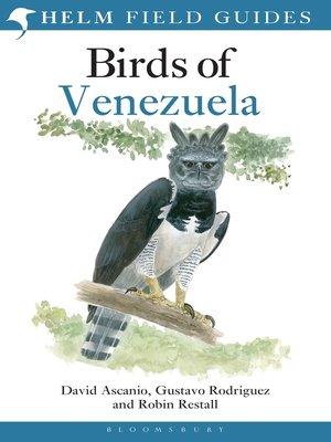 cover image of Birds of Venezuela
