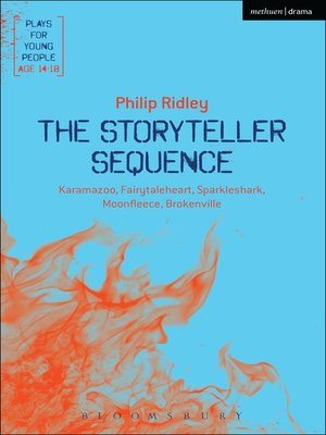 cover image of The Storyteller Sequence