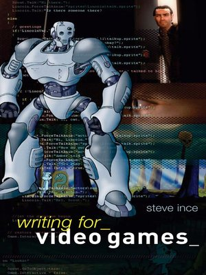 cover image of Writing for Video Games