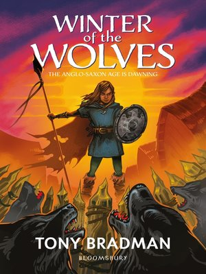 cover image of Winter of the Wolves