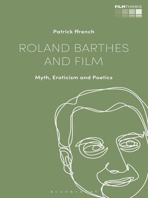 cover image of Roland Barthes and Film