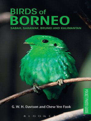 cover image of Birds of Borneo