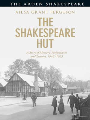 cover image of The Shakespeare Hut