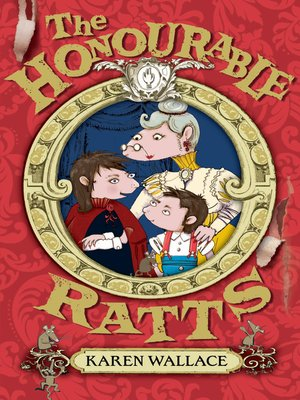 cover image of The Honourable Ratts