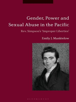 cover image of Gender, Power and Sexual Abuse in the Pacific