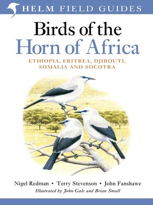 cover image of Birds of the Horn of Africa