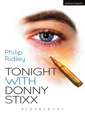 cover image of Tonight With Donny Stixx