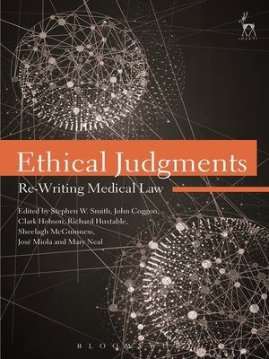 cover image of Ethical Judgments