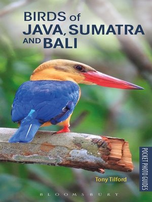 cover image of Birds of Java, Sumatra and Bali