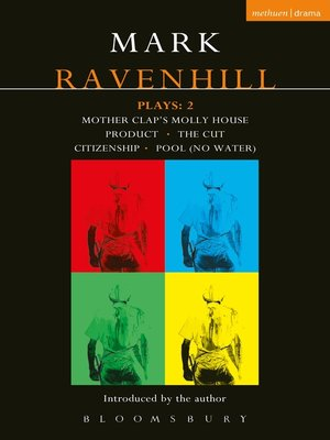 cover image of Ravenhill Plays, 2