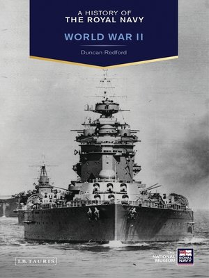 cover image of A History of the Royal Navy