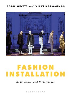 cover image of Fashion Installation