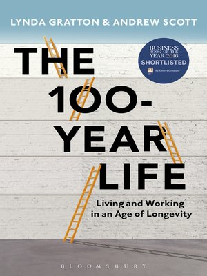 cover image of The 100-Year Life