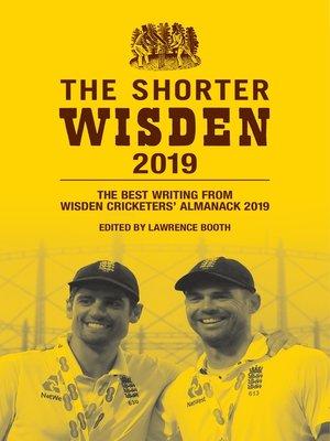 cover image of The Shorter Wisden 2019