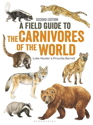 cover image of Field Guide to Carnivores of the World