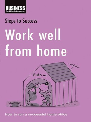 cover image of Work Well from Home