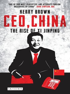 cover image of CEO, China