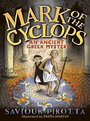 cover image of Mark of the Cyclops