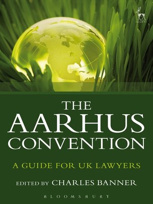 cover image of The Aarhus Convention