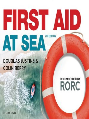 cover image of First Aid at Sea
