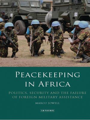 cover image of Peacekeeping in Africa