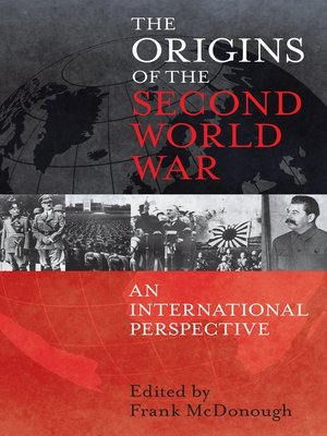cover image of The Origins of the Second World War
