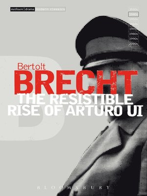 cover image of The Resistible Rise of Arturo Ui