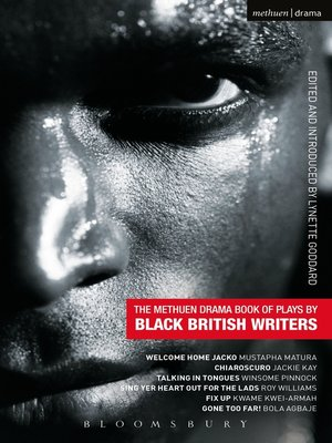 cover image of The Methuen Drama Book of Plays by Black British Writers
