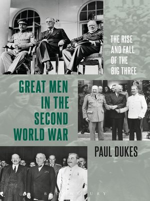 cover image of Great Men in the Second World War