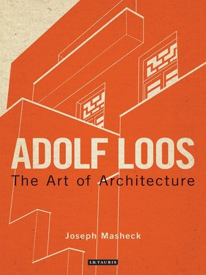 cover image of Adolf Loos