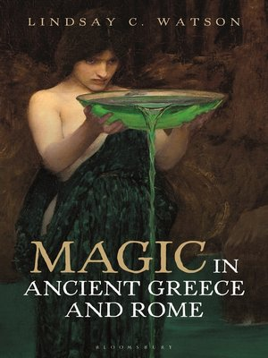 cover image of Magic in Ancient Greece and Rome