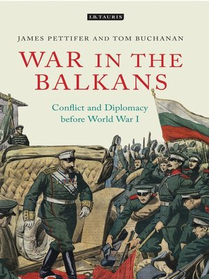 cover image of War in the Balkans