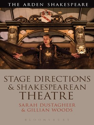 cover image of Stage Directions and Shakespearean Theatre