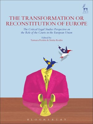 cover image of The Transformation or Reconstitution of Europe