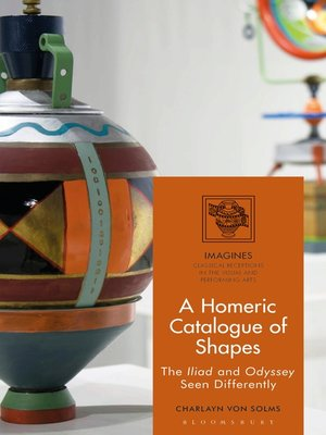 cover image of A Homeric Catalogue of Shapes