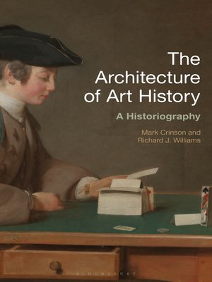 cover image of The Architecture of Art History