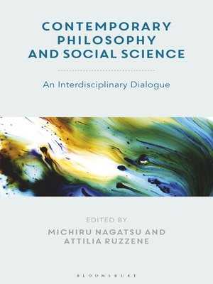 cover image of Contemporary Philosophy and Social Science