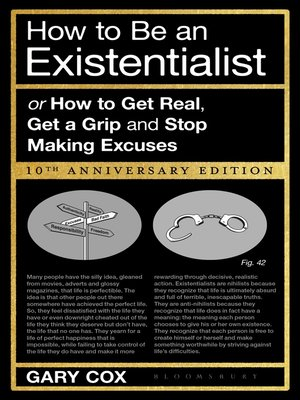 cover image of How to Be an Existentialist