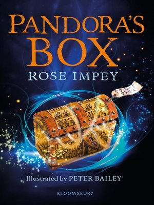 cover image of Pandora's Box
