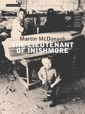 cover image of The Lieutenant of Inishmore