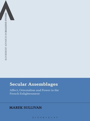 cover image of Secular Assemblages