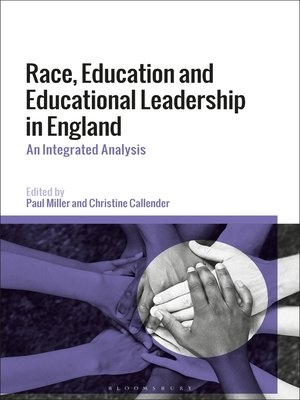 cover image of Race, Education and Educational Leadership in England