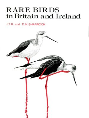 cover image of Rare Birds in Britain and Ireland