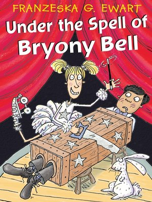 cover image of Under the Spell of Bryony Bell