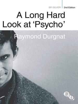 cover image of A Long Hard Look at 'Psycho'