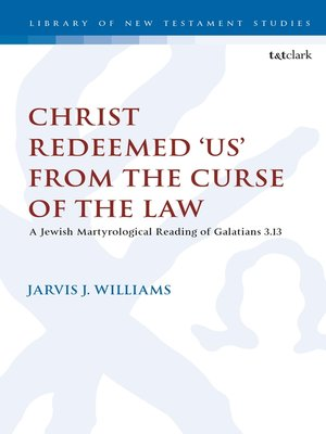 cover image of Christ Redeemed 'Us' from the Curse of the Law