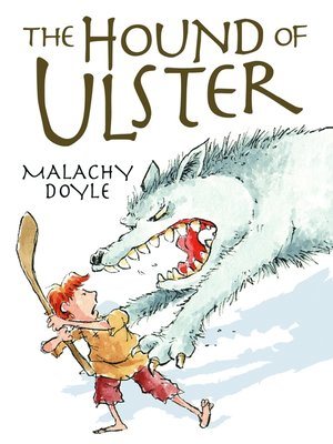cover image of The Hound of Ulster
