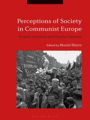 cover image of Perceptions of Society in Communist Europe